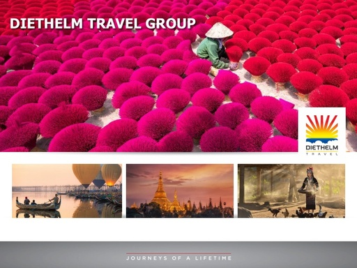 Diethelm Travel Company Presentation (Anglais)